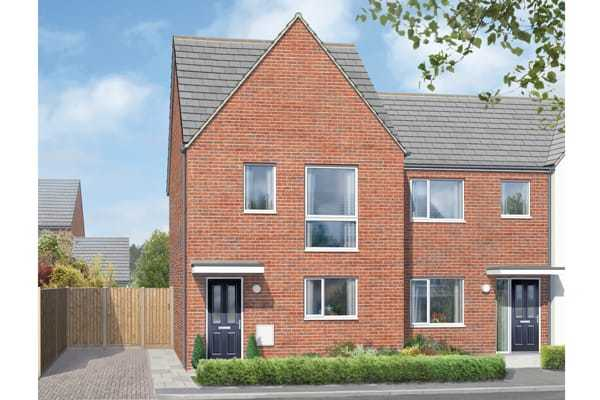 3 bedroom, The Wychwood home in Newcastle Under Lyme