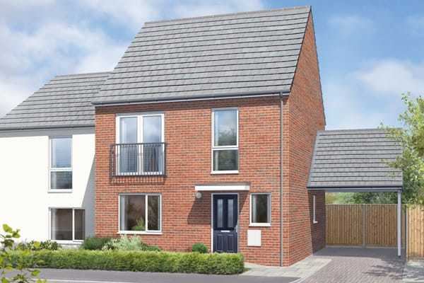 4 bedroom, The Thetford home in Newcastle Under Lyme