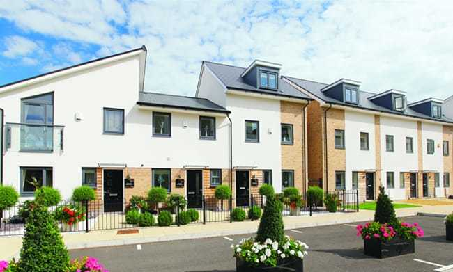 News homes in Peterborough