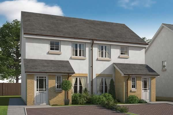 2 bedroom, The Braemar home in Falkirk