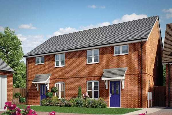News homes in Rushden