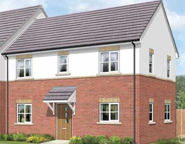News homes in Lydney