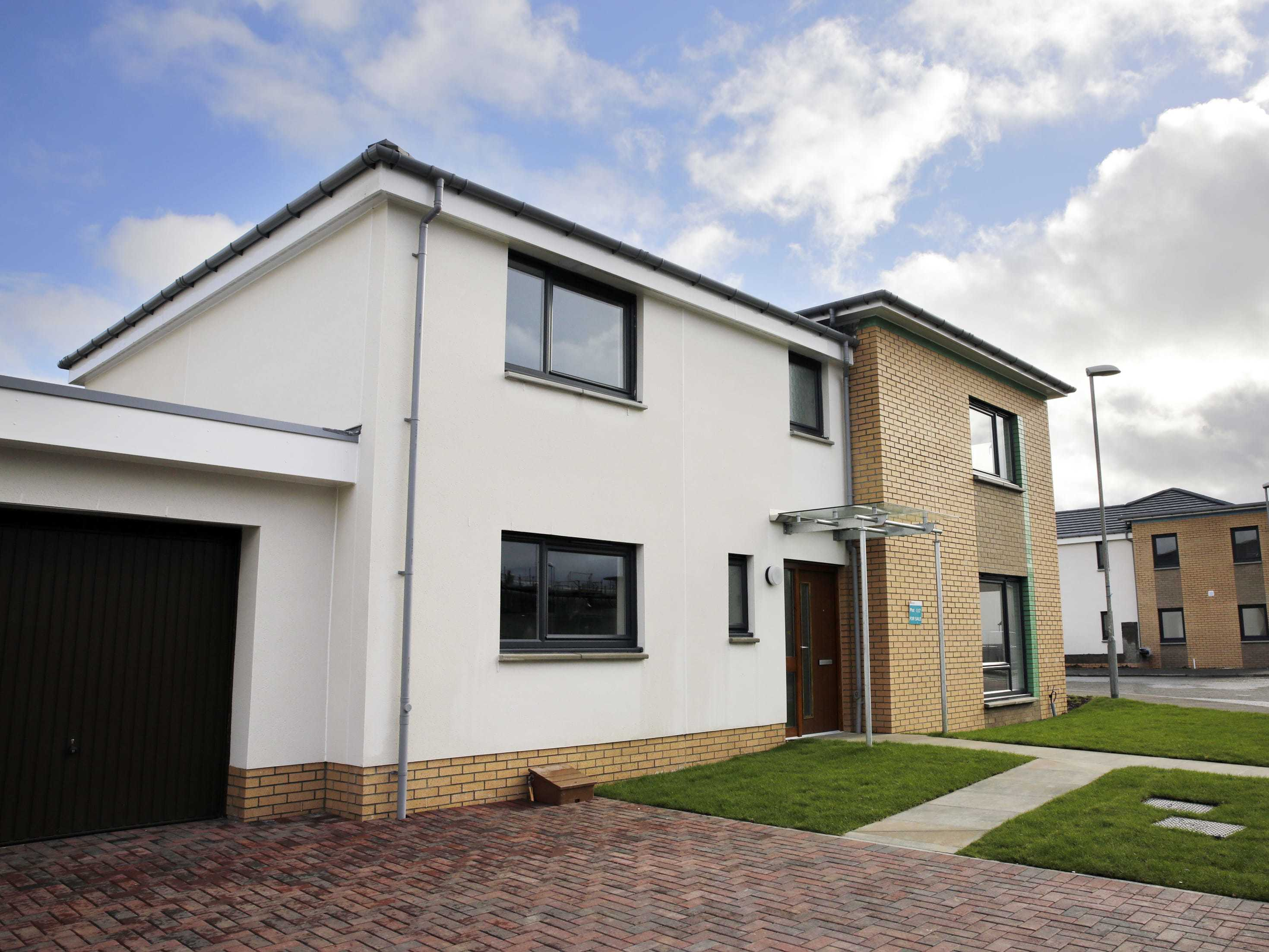 New homes in Paisley