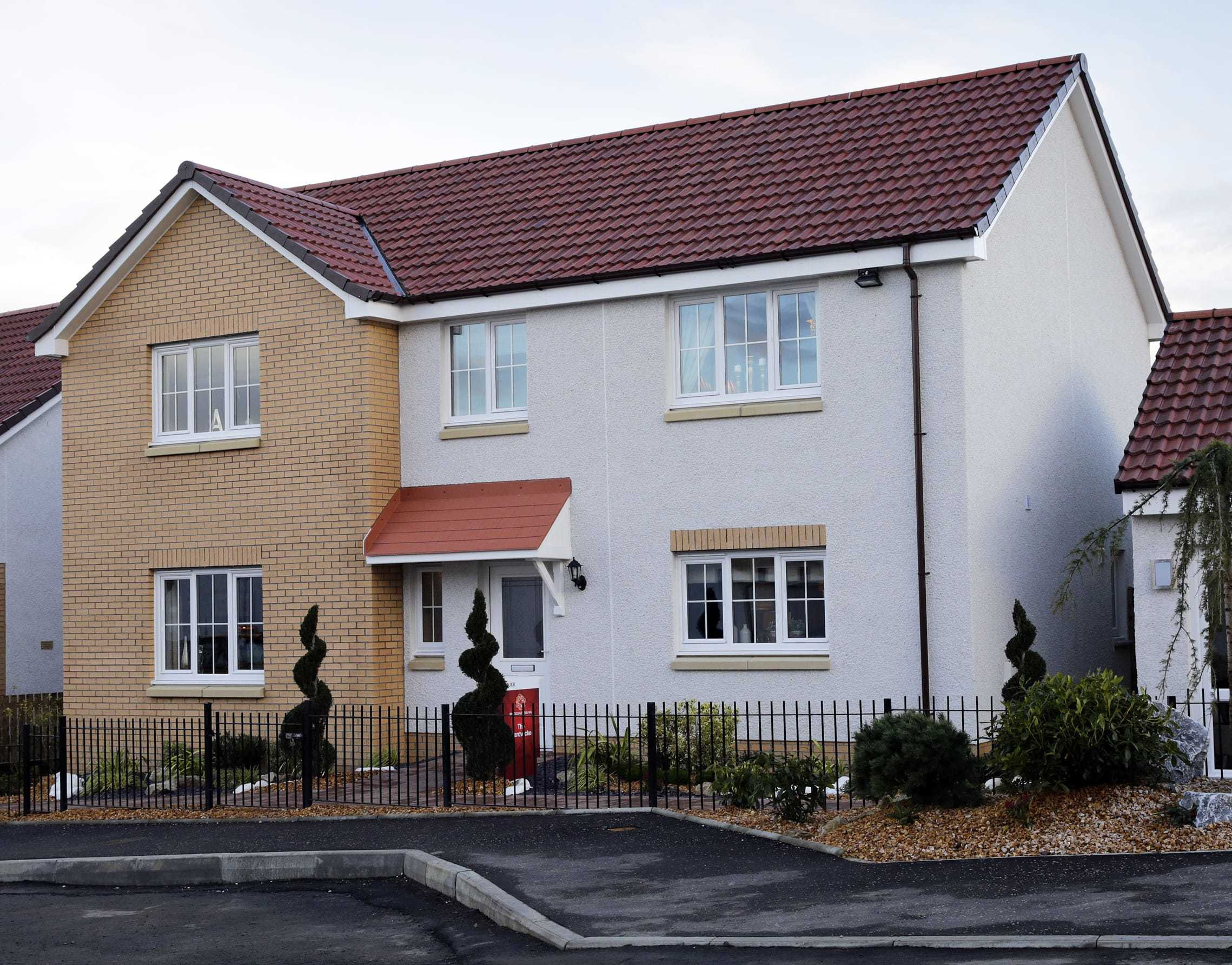 New homes in Falkirk