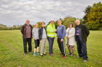 Easingwold Parkrun gets off the starting blocks