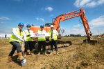 Work starts on Bedfordshire  village homes