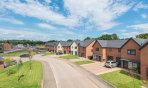 Remaining plots released for sale at Caerwent Gardens, Dinas Powys