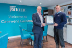 NHBC award for Kier Living Wales & West