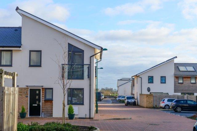 New Homes Thorpe Road Peterborough