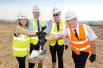 Work starts at The Fairways in Corby