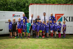 Kier Living Eastern comes to the aid  of youth football club after a break in
