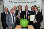 Green Apple glory for Kier Living Eastern