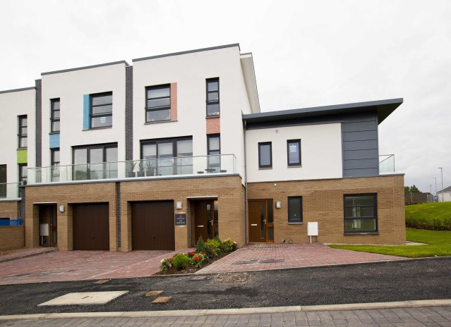 Best residential development in Scotland