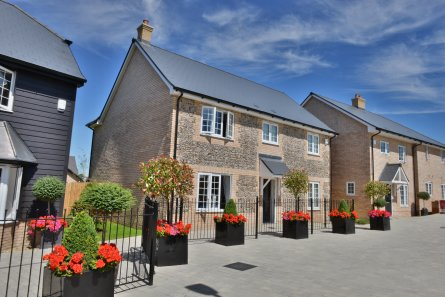 New homes in royston sg8 9nu for Jubilee home builders