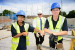Scholarship success for hard-working Kier apprentices