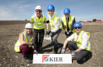 Work begins on new  homes in Stoke Mandeville