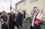 House builder raises money for charity at Long Melford launch