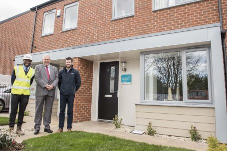 New homes selling like hot cakes at Elderwood Place