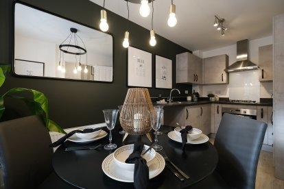 NEW SHOWHOME OPENING AT POPULAR KETTERING DEVELOPMENT