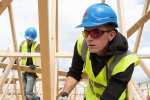 Kier Central Working with Apprentices in Woking