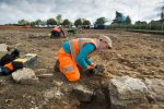 Raunds residents explore the medieval history of Kier's new development