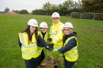 Work begins at Kier Living Eastern's Raunds development