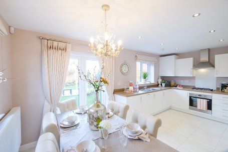 Show homes now open to view at The Fairways