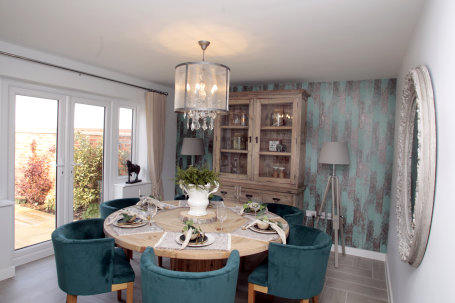 Spend a picture-perfect Christmas in your new Kier Living Eastern home