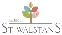 St Walstans logo