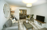 New show home open at  popular Long Melford development