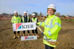 Kier Living Eastern start work at former hospital site in Peterborough