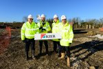Work starts at Farrendon Court - new homes in an idyllic village location