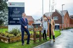 Local Pilot Remembered at New Stoke Mandeville Development
